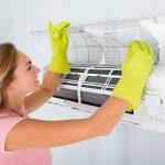 Klimaanlage Pflegen_shutterstock_566248633