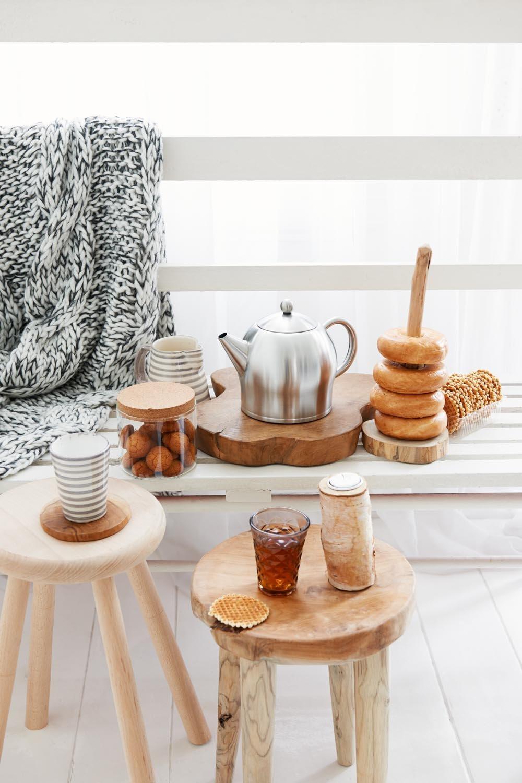 kaffeegeschmack aus teekanne
