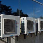 Haus oder Split Klimaanlage