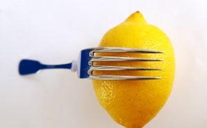 Zitronensäure als Reinigungsmittel