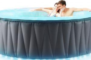 Miweba whirlpool test