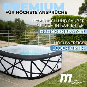 Produktbeschreibung für denMspa Whirlpool