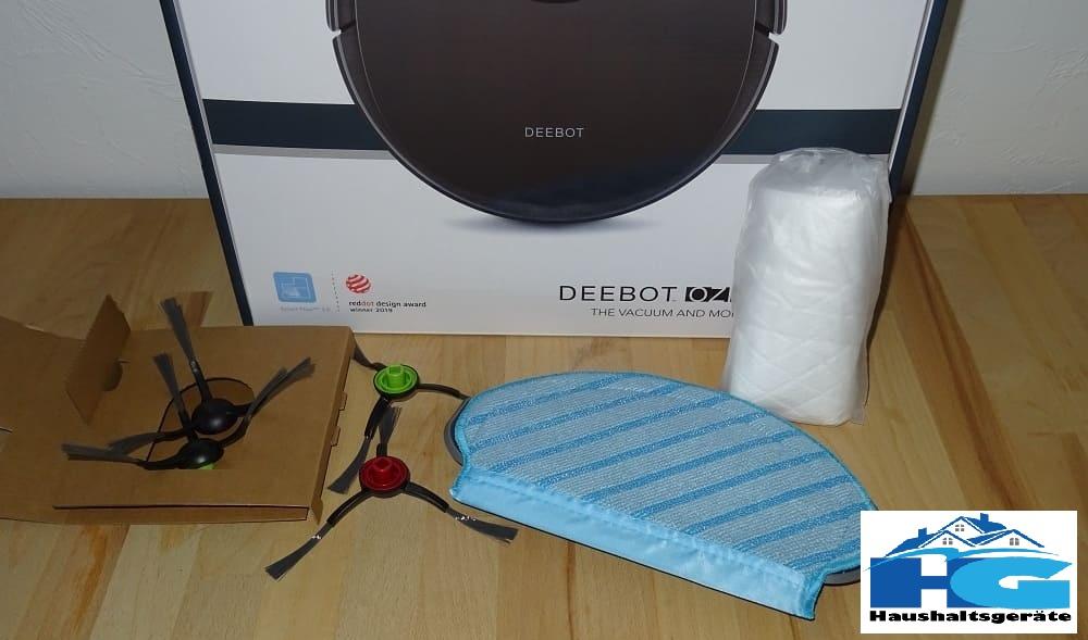 DEEBOT OZMO 950 im Test