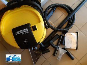 Kärcher SE 4002 Waschsauger mit Waschdüse