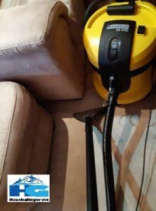 Kärcher SE 4002 Waschsauger mit Waschdüse - Teppichreinigung