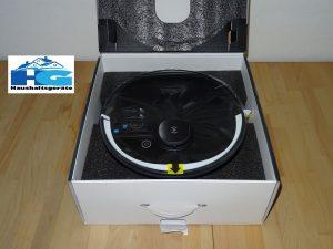 Verpackung und Lieferung DEEBOT OZMO 950 im Test
