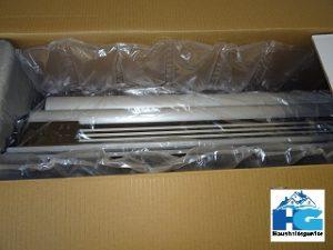 Verpackung und Lieferung des wiBio Luftreinigungssystems im Test