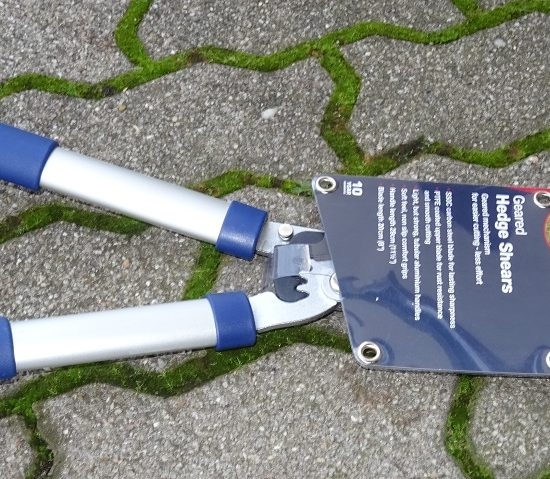 Spear & Jackson 8170RS11 Razorsharp Heckenschere im Test
