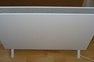 BOKA - Elektroheizung mit Displayregler 2500W im Test
