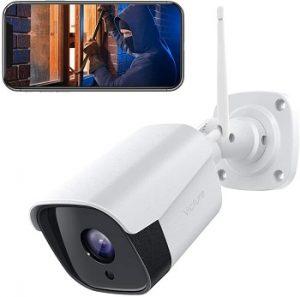Erfahrungen mit derVicture 1080P Outdoor WLAN IP Überwachungskamera in externen Test