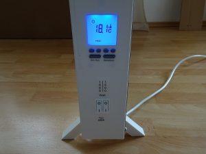 Funktionen der Elektroheizung von BOKA