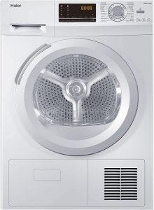 Produktdetails aus Haier HD90-A636 Wärmepumpentrockner Tests