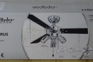 AireRyder Deckenventilator Cyrus mit Beleuchtung im Test