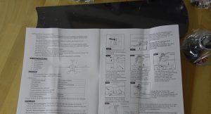 Steuerung des AireRyder Deckenventilator Cyrus im Test