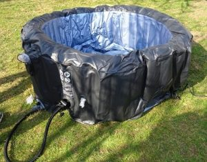 Antibakterielles Material vomMSpa Whirlpool Comfort Bergen C-BE041