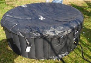 Selbstaufblasendes System vom MSpa Whirlpool Comfort Bergen C-BE041 im Test